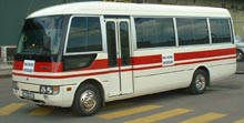 20 seater air conditioned large buses